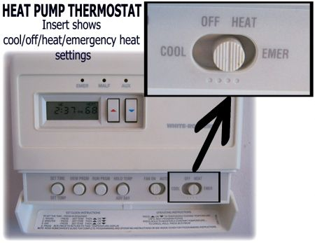 What Is Auxiliary Heat >> What Are Auxiliary And Emergency Heat In Thermostats